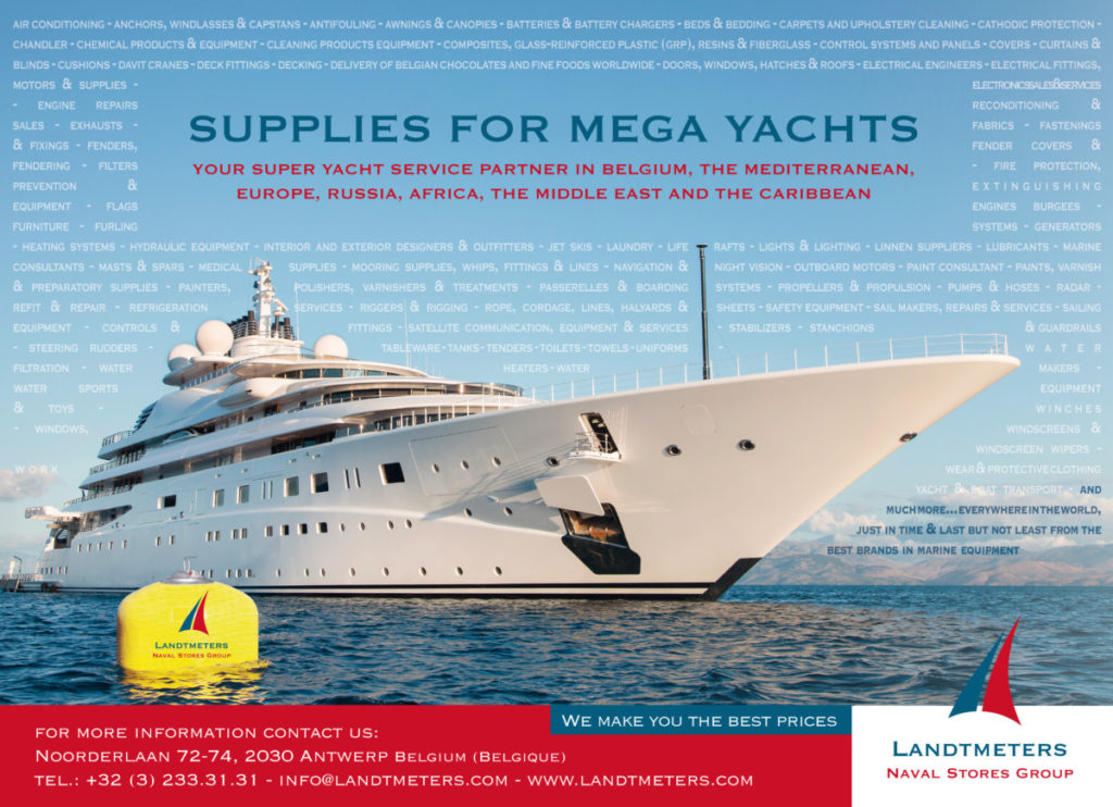 Mega Yachts Supplies