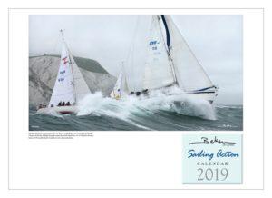 Beken Sailing Action 2019